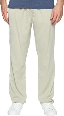 800bec803e Tommy Bahama Men's Beachfront Full Elastic Pants Khaki Sands Small 34