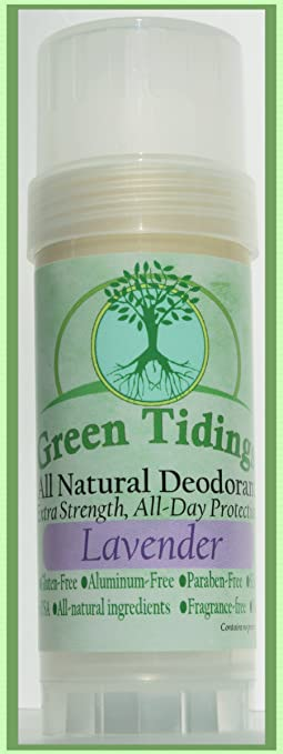 Green Tidings Natural Deodorant