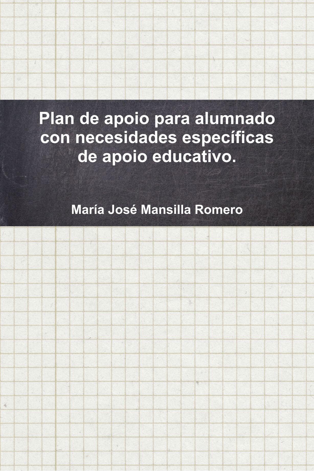Plan de apoio para alumnado con necesidades especÌficas de apoio educativo. (Galician Edition) ebook
