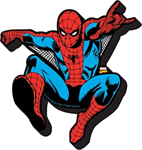 Aquarius Spiderman Jumping Chunky Magnet