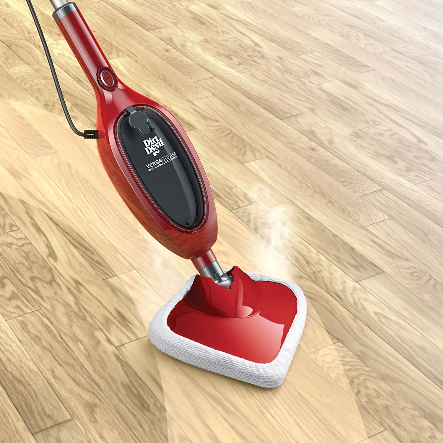 Amazoncom Dirt Devil PD20100 Steam Mop 2in1 Versa Steam Cleaner
