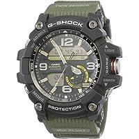Casio G-Shock Analog-Digital Black Dial Men's Watch - GG-1000-1A3DR (G662)