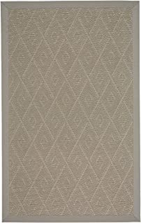 product image for Capel Llano-Silver Mist Buff 8' x 10' Rectangle Machine Woven Rug