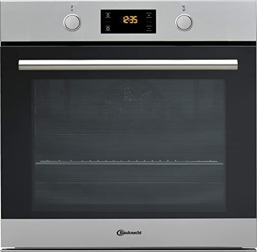 Bauknecht BAR2 KH8V2 IN Electric oven 71L A+ Negro, Acero ...
