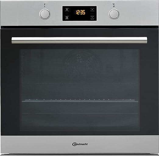Bauknecht BAR2 KH8V2 IN Electric oven 71L A+ Negro, Acero ...