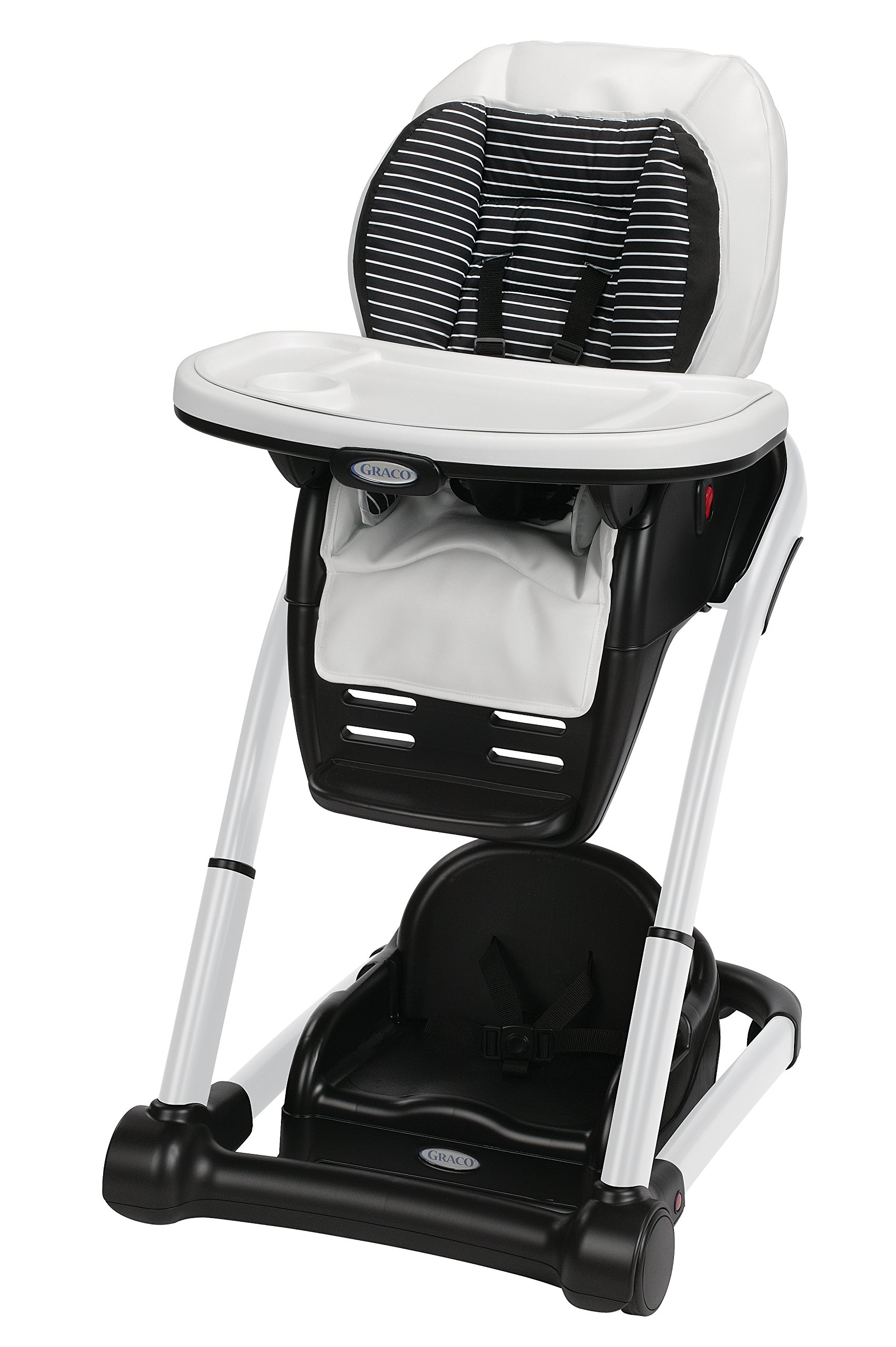 Blossom 6 In 1 Highchair Easily Converts From An Infant Highchair With  Recline   To A Traditional Baby High Chair   To An Infant Booster   To A  Toddler ...