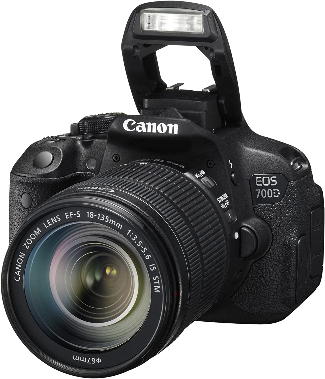 Canon EOS 700D + EF-S 18-135 IS STM: Amazon.es: Electrónica