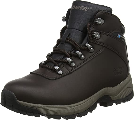 HI-TEC Eurotrek Womens/Ladies Lite Waterproof Walking Boots