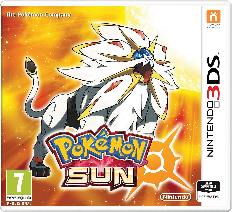 Pokémon Sun Nintendo 3DS Amazon PC & Video Games
