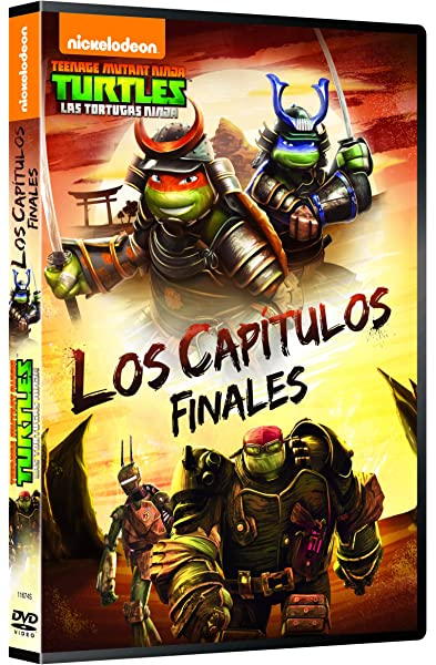 Las Tortugas Ninja 5.1: El Culto De Shredder [DVD]: Amazon ...
