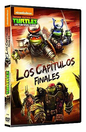 Las Tortugas Ninja 5.3: Los Capítulos Finales [DVD]: Amazon ...