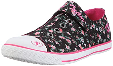 cf1c0ad94d8b TOM TAILOR Kids shoe 1271303, Mädchen Halbschuhe, Schwarz (black), EU 31