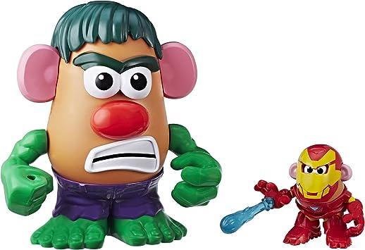 Mr Potato Head Marvel Agents of S.P.U.D. Pack: Amazon.es: Juguetes ...