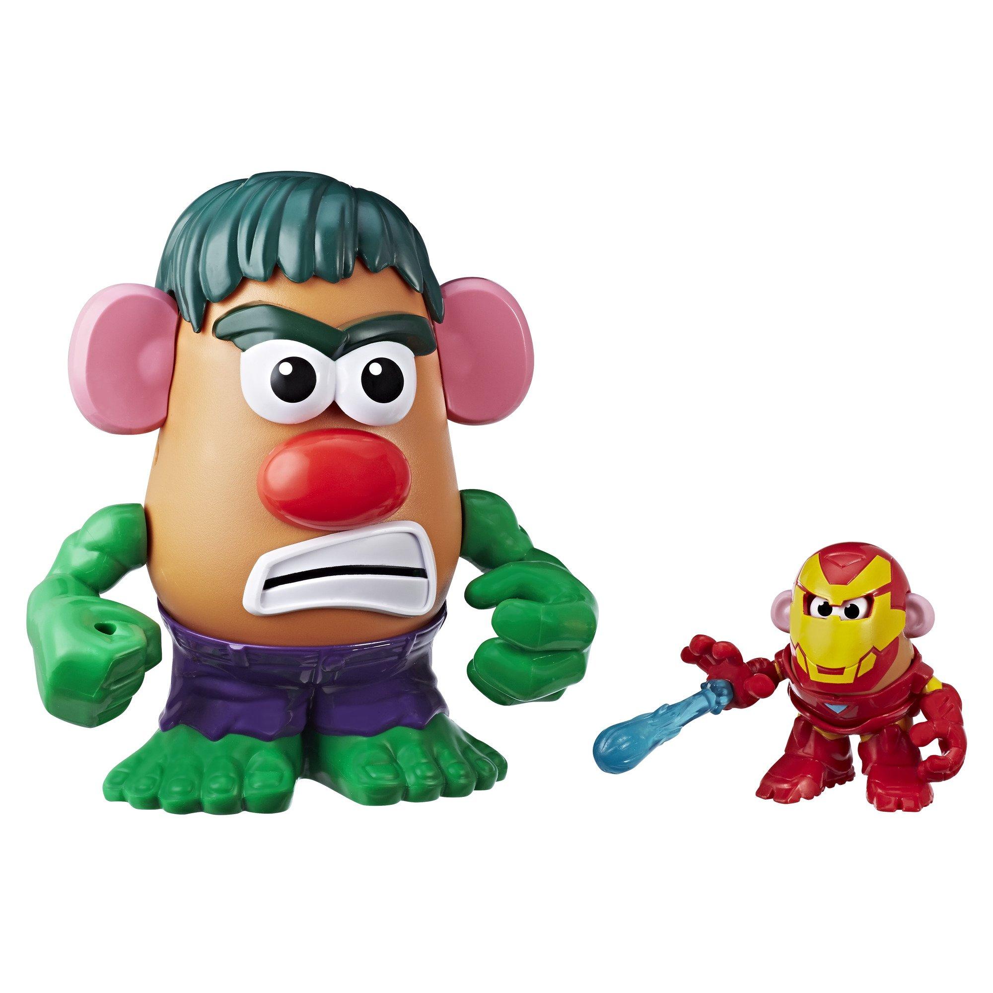Green Hulk Mr Potato Head
