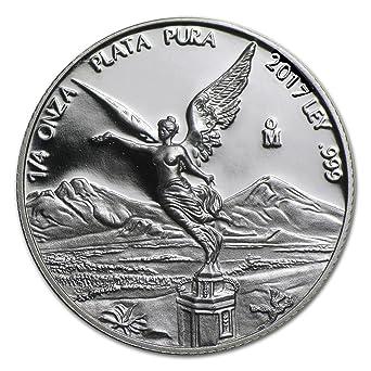2018 1//4 oz Mexican Silver Libertad