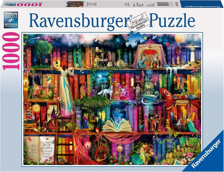 Ravensburger Aimee Stuard: Magical Story time Jigsaw Puzzle (1000 Piece)