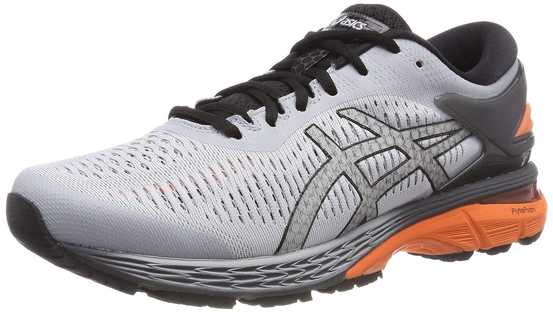 MultiCouleure (Mid gris Nova Orange 022) 40 EU ASICS Gel-Kayano 25, Chaussures de FonctionneHommest Compétition Homme