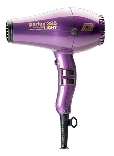 Parlux Hair Dryer 385 Power Light - Secador de pelo, color verde: Amazon.es: Salud y cuidado personal