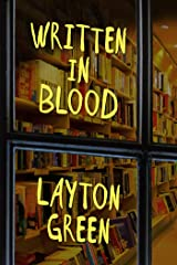 Written in Blood (A Detective Preach Everson Novel Book 1) Kindle Edition
