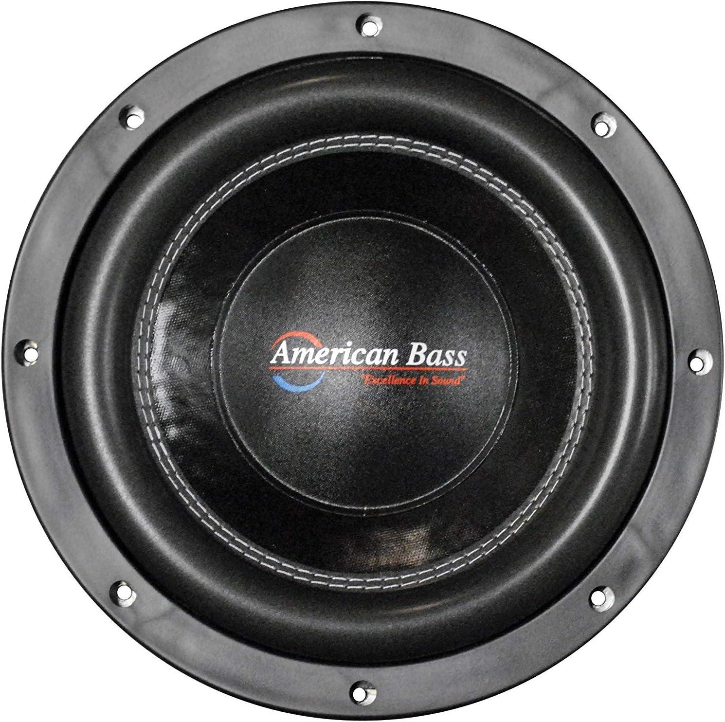 (-NEW-) American Bass XFL1044 10 inch 2000 Watts Subwoofer 81rzgSoMAaLSL1500_