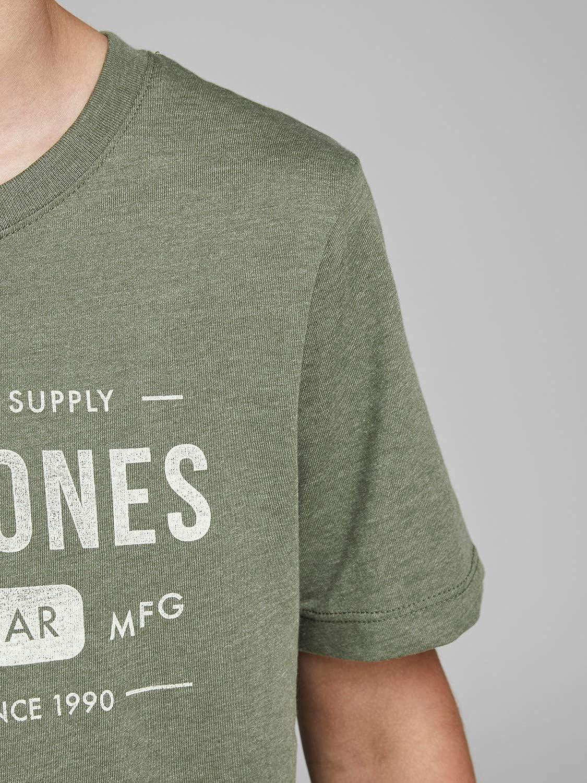 I love coeur kaki T-shirt