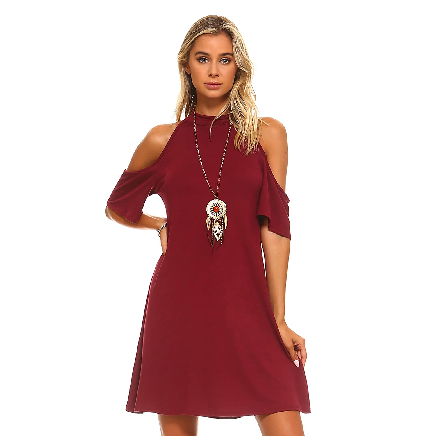 f326cd8f7c9 FRESHEN UP YOUR LOOK  Show your beautiful shoulders and stay in style by  wearing this gorgeous