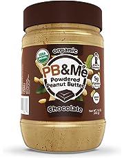 PB&Me Organic Powdered Peanut Butter (Chocolate), 453g