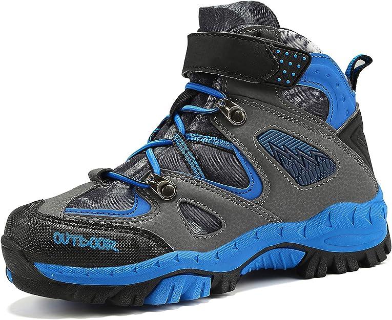VITUOFLY Unisex Kids Hiking Boots