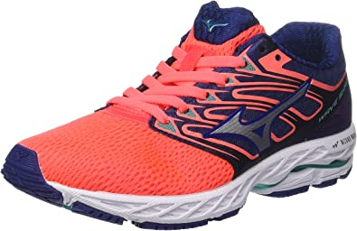 Mizuno Wave Shadow Wos, Zapatillas de Running para Mujer: Amazon.es: Zapatos y complementos