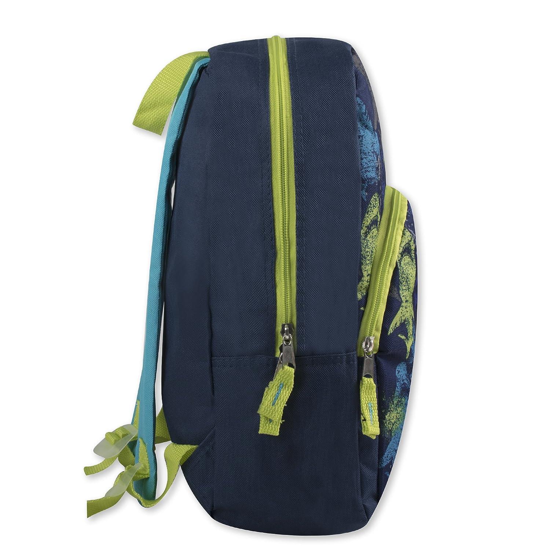 "with Adjustable Padded Back Straps Trail maker Kids Character Backpacks for Boys /& Girls 15/"""