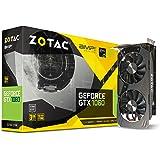 Zotac GeForce GTX 1060 AMP Grafikkarte (NVIDIA GTX 1060, 3GB GDDR5, 192bit, Base-Takt 1582 MHz / Boost-Takt 1797 MHz, 8 GHz)