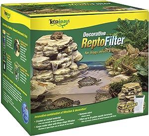Tetra Turtle Decorative Filters