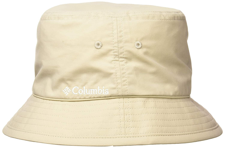 Cotton 1714881 Pine Mountain Bucket Hat Columbia Cachalot Unisexe