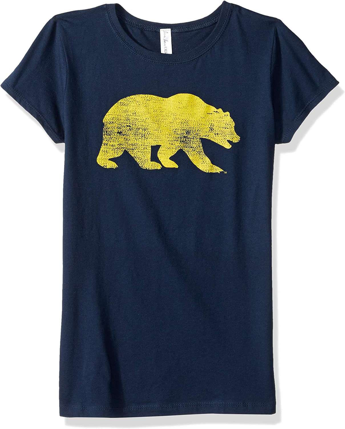 Ouray Sportswear NCAA Girls Youth Princess S//S T