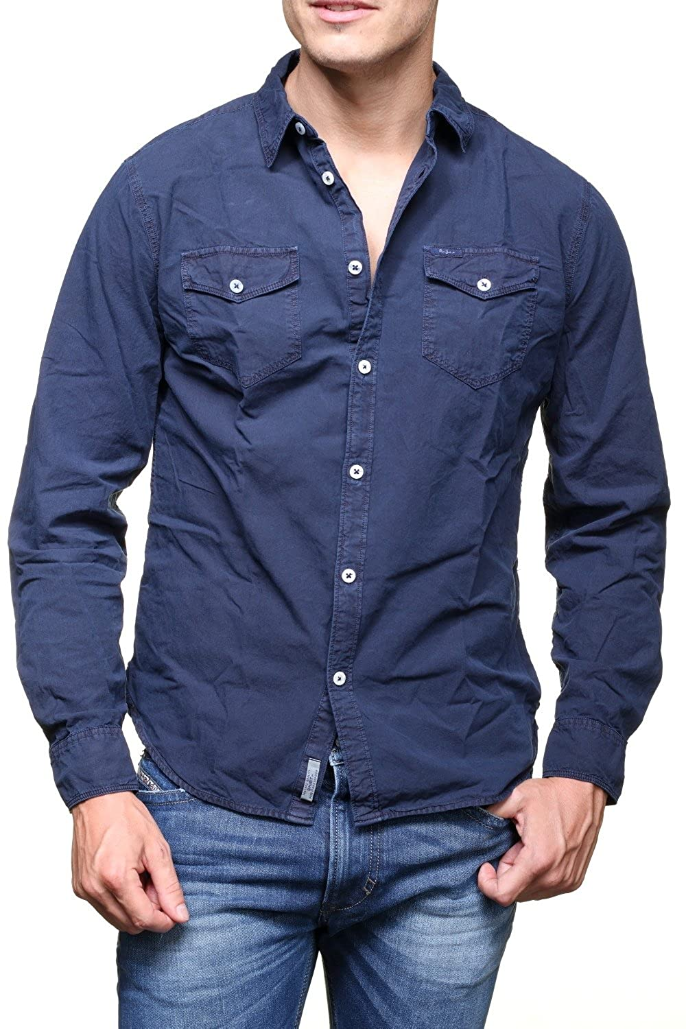 Pepe Jeans Dioniso Camisa para Hombre