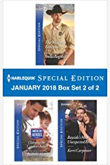 Harlequin Special Edition January 2018 Box Set 2 of 2: The Arizona Lawman\Claiming the Captain's Baby\Bayside's Most Unexpected Bride (Men of the West)