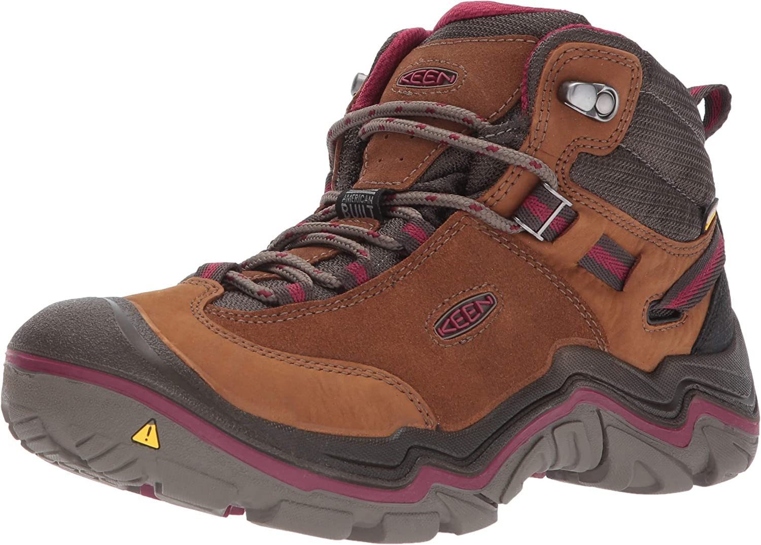 KEEN Women s Laurel Mid Wp-w Trail Runner