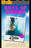 Riptide: A Sweet Teen Romance (Boys of Summer)