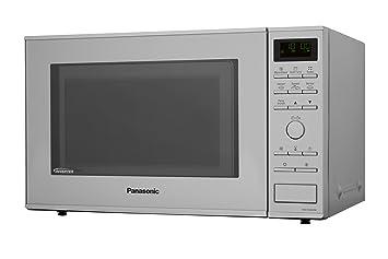 Panasonic NN-GD 462 MEPG - Microondas (1000W, 31 litros), color
