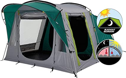tente 4 place imperméable camping