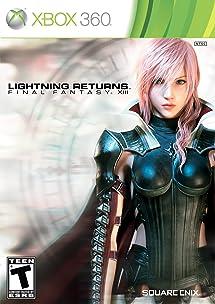 Lightning Returns: Final Fantasy XIII - Xbox 360: Square     - Amazon com