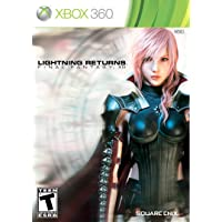 Final Fantasy Xiii: Lightning Returns - Xbox 360