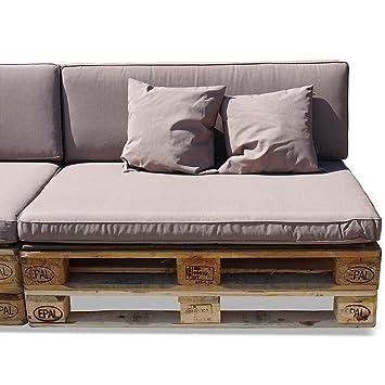 Amazonde Nordje Palettenkissen Set Comfort Bestehend Aus
