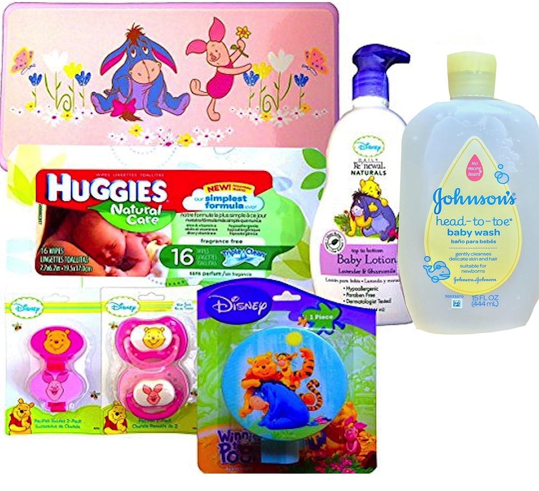 Amazon.com : Winnie the Pooh Disney Baby Health and Personal ...