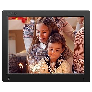 NIXPLAY Original Marco Digital WiFi y USB 15 Pulgadas W15A. USA la Aplicación para Enviar