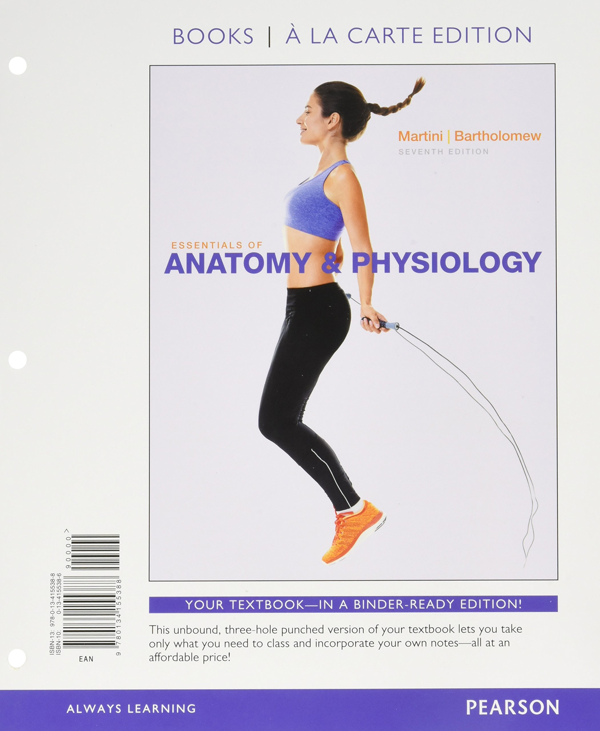 Essentials of Anatomy & Physiology: Amazon.es: Frederic Martini ...