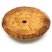"Vegan 9"" Cherry Pie: Homemade Fresh, Plant-Based, No Artificial Colors, Flavors, or Preservatives"