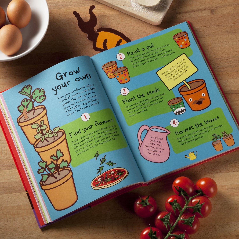 Ella\'s Kitchen: The Cookbook: The Red One: Amazon.co.uk: Ella\'s ...
