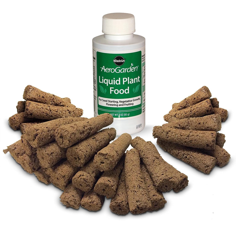 Amazon.com : AeroGarden Seed Starter System Refill Pack : Plant ...
