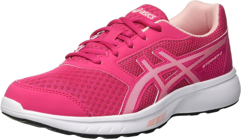 ASICS Stormer 2 GS, Zapatillas de Running Unisex niños: Amazon.es: Zapatos y complementos